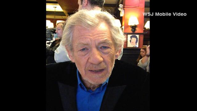 Ian McKellen on Olympics and Russian Anti-Gay Laws