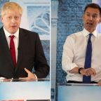 Tory leadership race: Johnson and Hunt criticise Donald Trump over 'go home' tweets