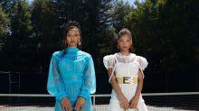 Chloe x Halle's Fendi Campaign Was Shot In Their Backyard