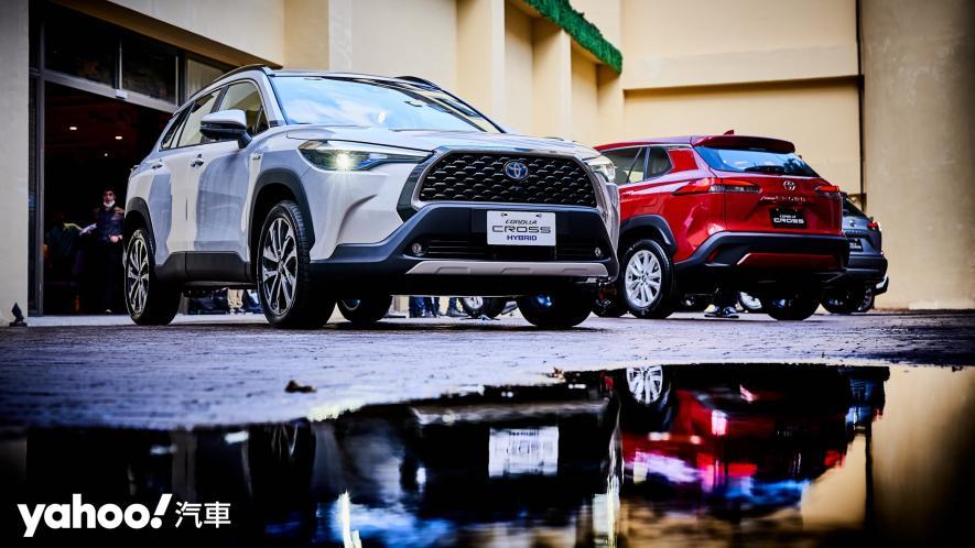 展現「武林盟主」氣勢的國產跨界新王者!2021 Toyota全新Corolla Cross正式發表! - 10