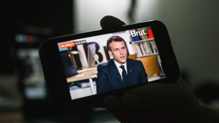 Violences policières, discriminations, climat : ce qu'il faut retenir de l'interview d'Emmanuel Macron au média Brut