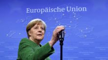 German conservatives call for shift to right as Merkel decides cabinet posts