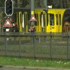 2 people arrested in deadly tram shooting near Amsterdam