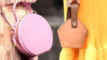 不想再「撞袋」了! 為造型點睛的小眾幾何形狀手袋推介