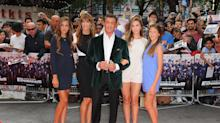 Sylvester Stallone Brings Entourage to 'The Expendables 3' World Premiere