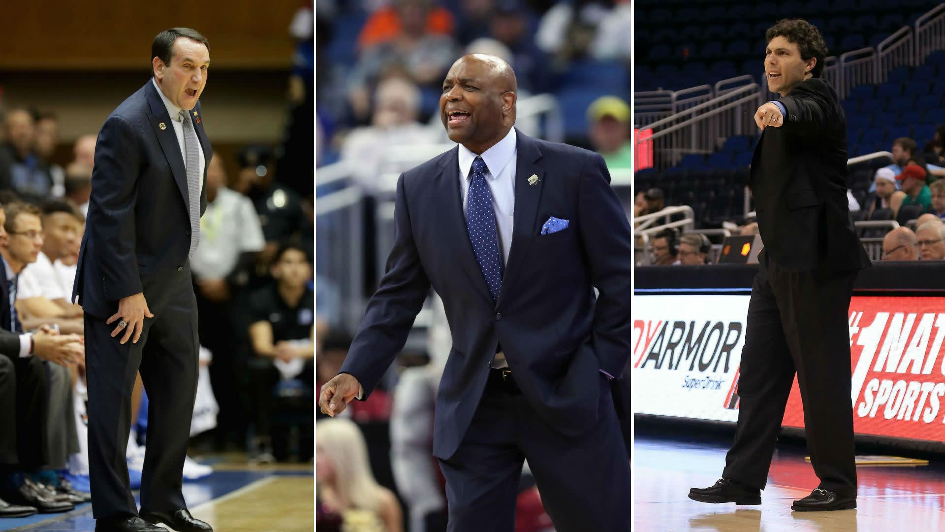 Duke\u0027s Mike Krzyzewski, veteran ACC coaches know better than to ...