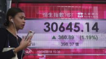 Asian shares higher on optimism about global growth