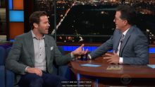 Armie Hammer Says Fans Keep Wanting Him To Autograph Peaches