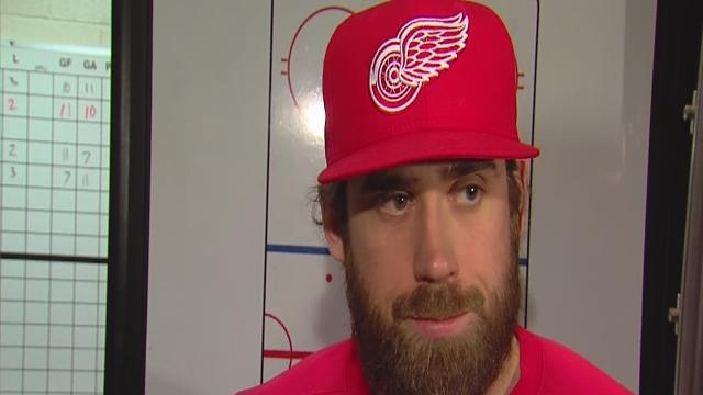 Red Wings mission: end series in Game 6