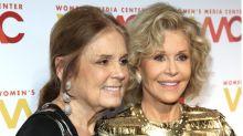 Gloria Steinem says Jane Fonda warned her about Harvey Weinstein