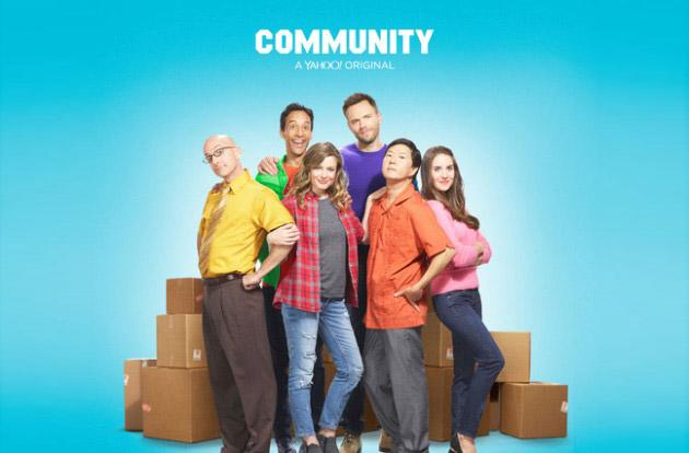 Yahoo explains how you'll watch 'Community' season six