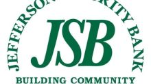 Jefferson Security Bank Reports First Quarter 2021 Results