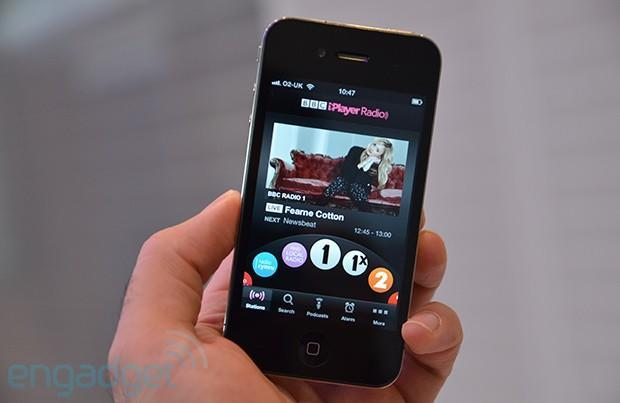 BBC launches iPlayer Radio: a separate radio-only mobile app and web UI