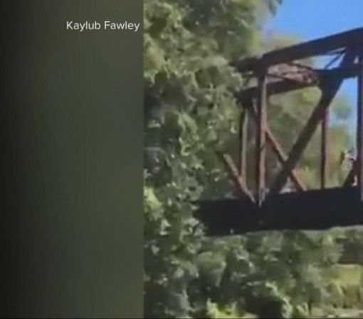 Mom of Boy Thrown off Bridge Cited With Reckless Endangerment