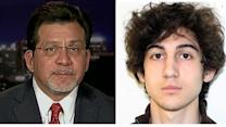 Boston bombing suspect charged
