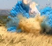 Gender reveal party prompts fears of 'earthquakes' after US couple detonates 80 pounds of explosives