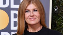 Connie Britton Wore This Sweater To The Golden Globes For A Powerful Reason