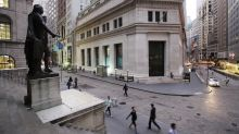 US stock indexes mostly higher in early trade; oil falls