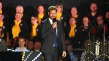 Dad-to-be Prince Harry talks baby joy at Invictus Games opening ceremony
