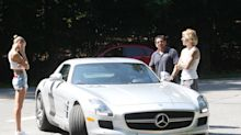 Justin Bieber & Hailey Baldwin's Hamptons Date Hits the Skids as Their Pricey Mercedes Breaks Down