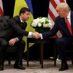 Trump impeachment: CNN host interrupts senior Republican to correct president's false claims on Ukraine aid