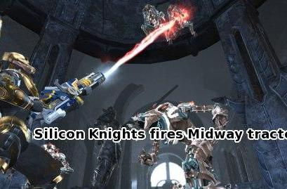 Embattled Midway caught in Epic vs. Silicon Knights suit
