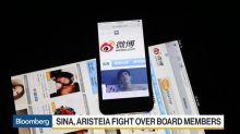 Sina in Dispute With Activist Investors
