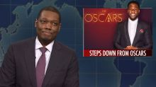 'Saturday Night Live' Calls Out Hypocrisy Over Kevin Hart Oscars Controversy