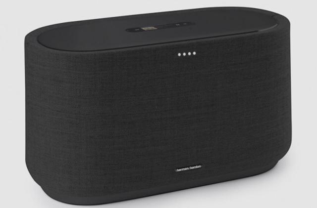 Harman Kardon's Google Assistant speaker packs 200W of power
