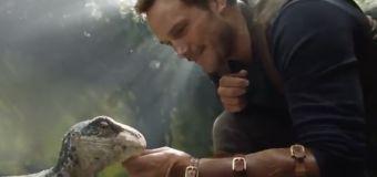 First 'Jurassic World: Fallen Kingdom' footage