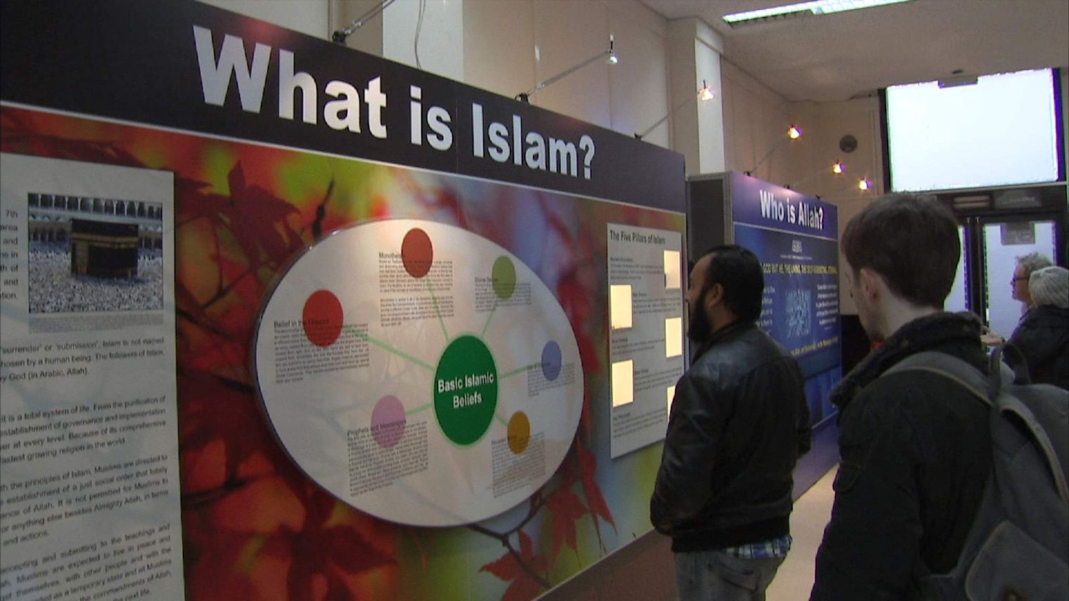 Mosques Open Their Doors To Tackle Prejudice