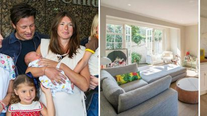 Jamie Oliver heats up the property market