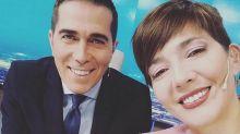El video 'romántico' de Rodolfo Barili y Cristina Pérez que es furor en las redes