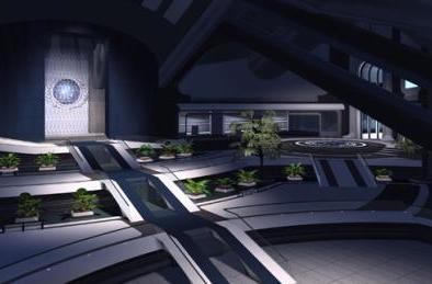 Take a look at Star Trek Online's Earth Spacedock revamp