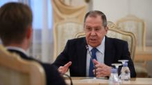 Lavrov says Russia-EU ties are rapidly worsening due to Navalny case