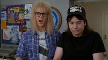 Studio boss terrified Mike Myers in Wayne's World 2 confrontation