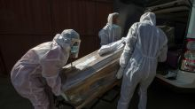 South Africa's excess deaths surge as virus like 'wildfire'