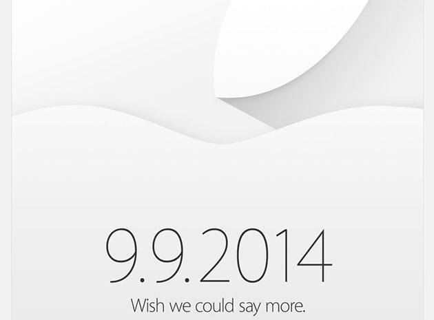 Apple's next iPhone event confirmed for September 9th