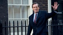 Hugh Laurie on Playing a Politician 'Immune to Shame' in PBS Drama 'Roadkill'