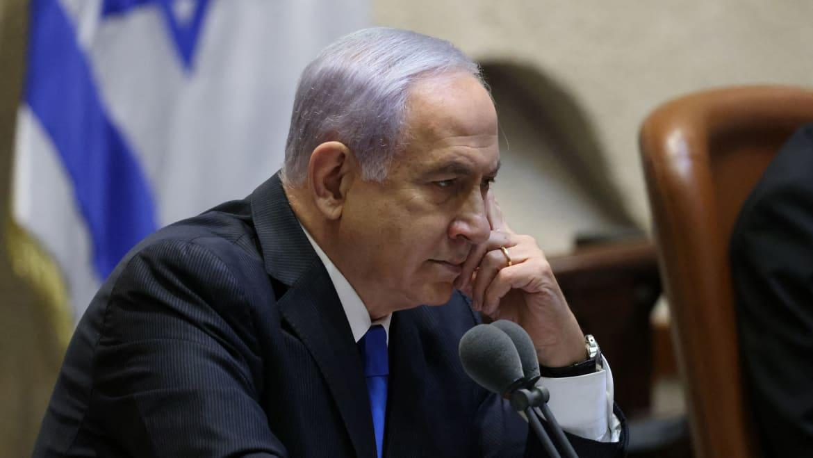 It's Official: Bitter Bibi Gets the Boot as Prime Minister of Israel