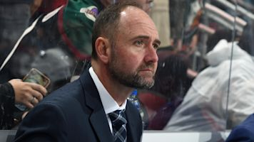 Struggling Sharks fire DeBoer as coach