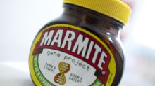 Man's use of the flat side of Marmite jars goes viral
