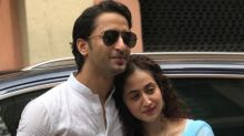 Ruchikaa Kapoor Shares Her First Glimpse As Mrs Shaheer Sheikh Post Their Court Marriage; Says, 'Off To An Adventure Called Forever'