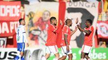 Internacional domina Aimoré e assegura vaga na semifinal no Gauchão