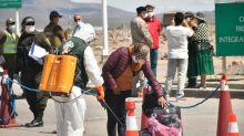 """Bolivia decide """"encapsular"""" una ciudad considerada como foco de coronavirus"""