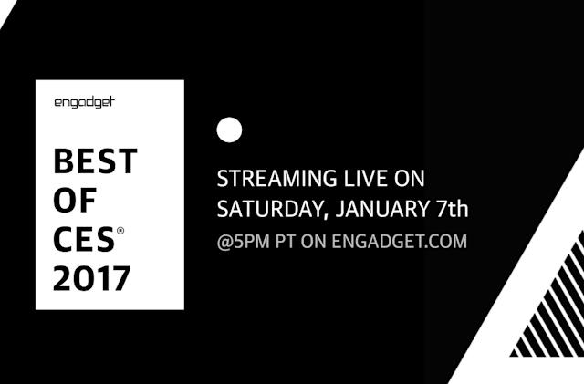 Engadget presents the Best of CES 2017!
