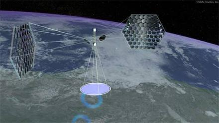 Space solar power potential highlighted in report