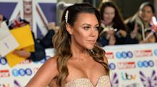 Michelle Heaton was 'days from death' after drink and drug binge but was saved by Katie Price