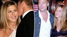 Brad Pitt and Jen Aniston's 'secret sleepovers'