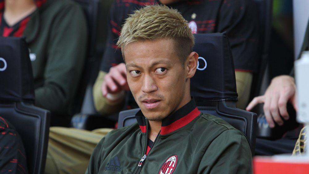 Milan, ora è flop Honda: appena 96 minuti disputati in Serie A